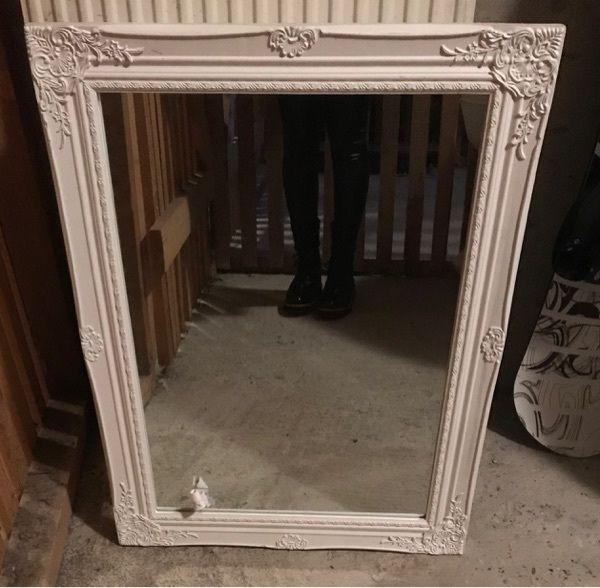 Barock spiegelschrank bad kasten landhaus stil 2 wahl for Hochwertiger spiegelschrank bad