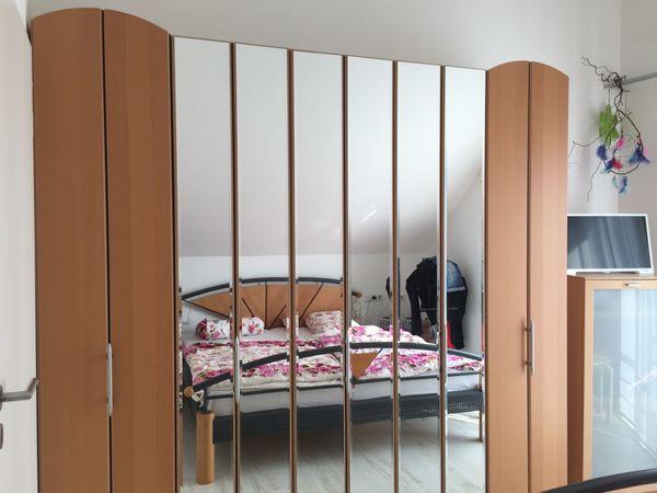 modernes Schlafzimmer komplett in Schlat - Schränke, Sonstige ...