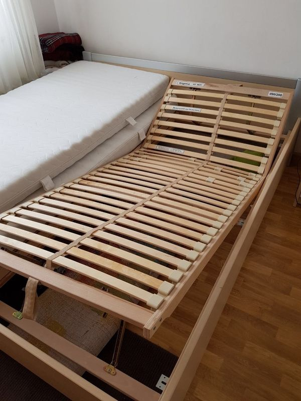 bett doppelbett 1 40 x 2 ankauf und verkauf anzeigen billiger preis. Black Bedroom Furniture Sets. Home Design Ideas
