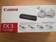 Canon Toner FX3