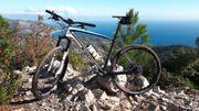 Mountainbike Hardtail Carbon 27 5