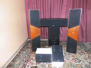 5.1 Lautsprechersystem +