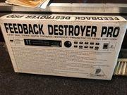 Original verpackten Feedback Destroyer DSP