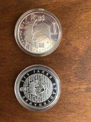 Münzensatz 10 Gedenkprägung