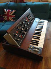 Minimoog Model D 1973 Originalzustand