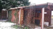 Gartenhütte - der Frühling