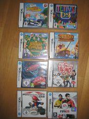 Nintendo DS Spiele je 5 -