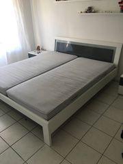 Doppelbett 180 200 inkl Matratzen