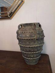 große Vase bauchig