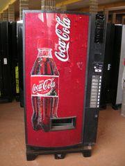 Getränkeautomat Coca Cola Colaautomat
