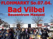 FLOHMARKT in Bad Vilbel