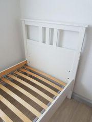HEMNES Bett Einzelbett Bettgestell 90x200