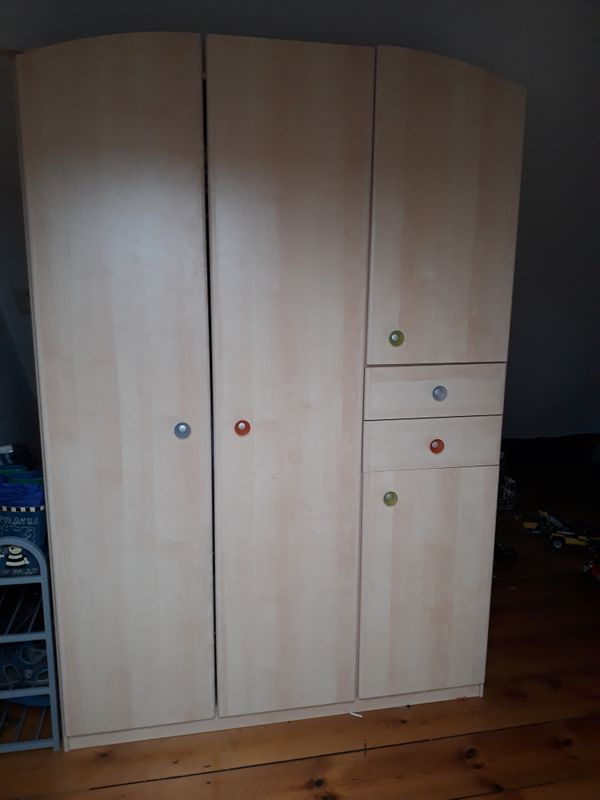 Kinderzimmer Schrank Von Xxl Mann Mobilia In Plankstadt Schränke