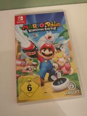 Mario vs Rabbid kingdom batlle