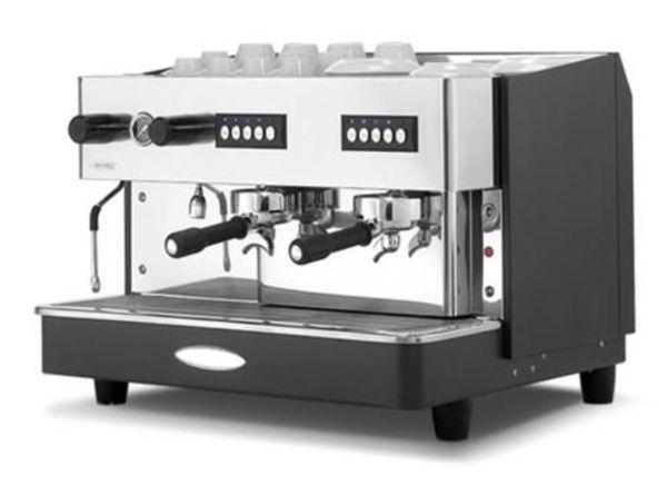 Espressomaschine Kaffeemaschine 2 Gruppig Aus