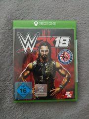 WWE 2K18 XBOX