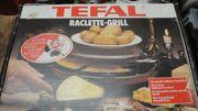 Elektro Raciette Grill von Tefal