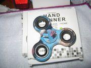 4x Finger Hand Spinner Handspinner