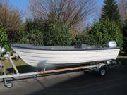 Crescent 434 Angelboot