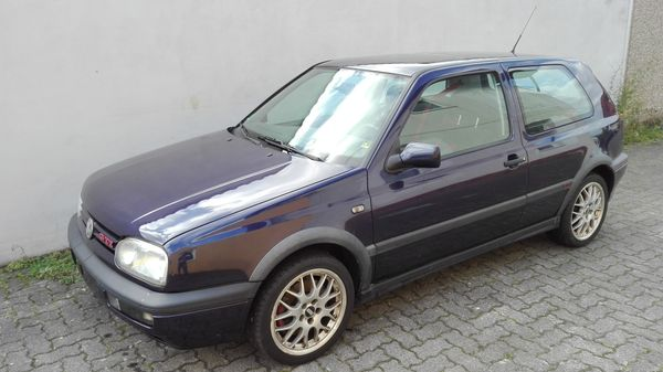 vw golf 3 gti 39 20 jahre jubi 39 1 hand in freigericht vw. Black Bedroom Furniture Sets. Home Design Ideas