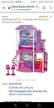 Barbie Strandhaus neu unbenutzt