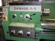 Drehmaschine DKM 400.