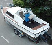 Kajütboot Motorboot Sportboot