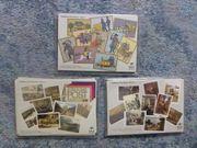 3 Jubiläums Postkartenserien