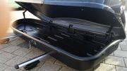 Dachbox mit Träger für Renault