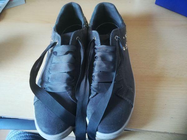 311e8716d19513 Halbschuhe Schnürschuhe Schuhe Mädchenschuhe Größe 37 in Hameln ...