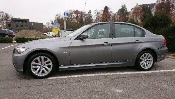BMW 316i e90 facelift