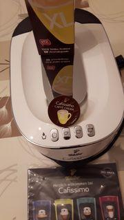 Tchibo Cafissimo mini Kaffeekapselmaschine