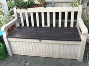 Gartenbank 138 cm