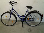 DAMEN MARKENRAD FISCHER ABBEY-ROAD Citybike