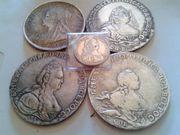 5Stk-Münzen/Medallien