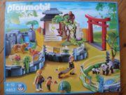 Playmobil Asia-Gehege