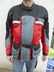 Motorrad Tourenjacke mit Membran Gr
