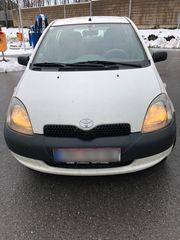 Toyota Yaris 2002