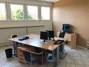 Komplettes Büro 2 Schreibtische 2
