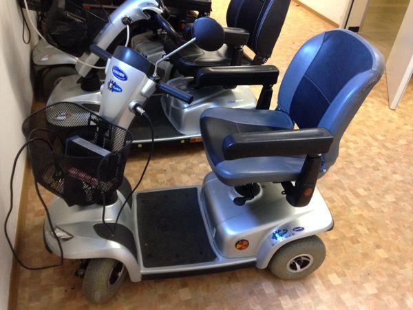 Elektromobil Scooter Invacare » Medizinische Hilfsmittel, Rollstühle