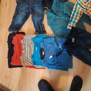 Kleiderpaket Baby Gr 72