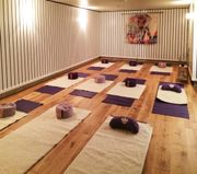 Raum Yogaraum Praxisraum
