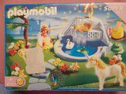 Playmobil Schlossgarten 4137