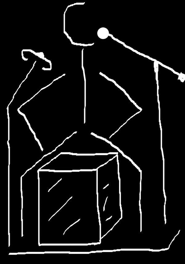 Sänger mit Cajon sucht Akustik