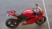 Ducati 1299 Panigale Supersportler Superbike