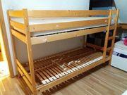Zwei Stock Bett