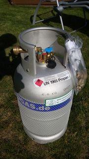 Alu Gas Tankflasche