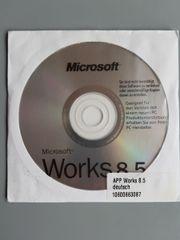 Microsoft Works 8,