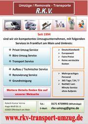 Umzüge Offenbach umzüge gewerblich in frankfurt kleinanzeigen kaufen und