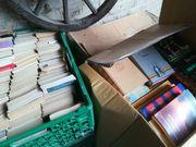 Bücher ca 2000 Stück